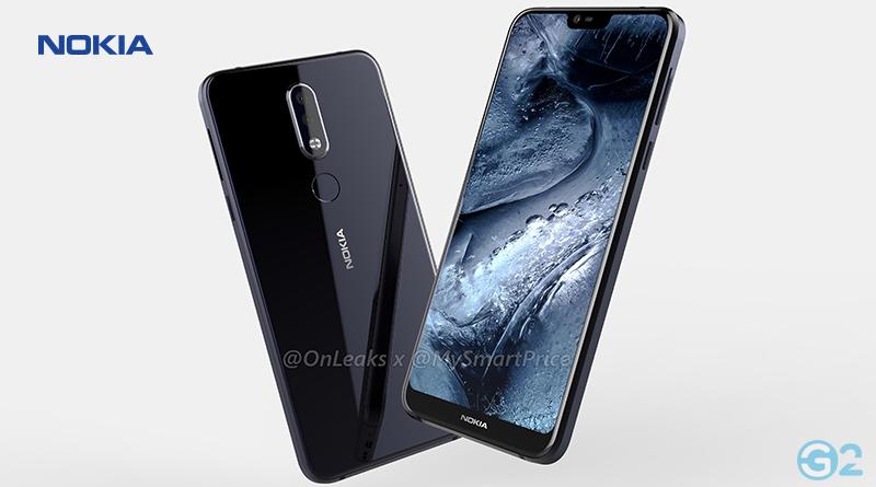 Nokia 7.1 (Plus)