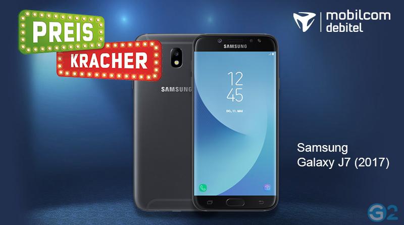 >Samsung Galaxy J7 Preiskracher