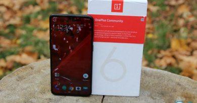 OnePlus 6 und 6T