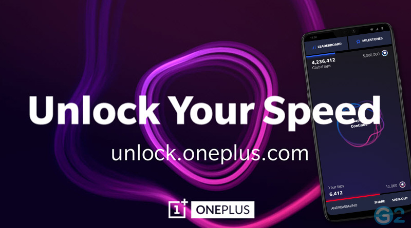 OnePlus 6T Gewinnspiel