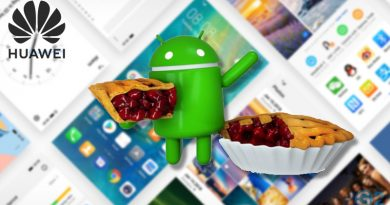 Huawei Android 9.0 Pie Update