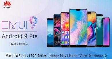 Update auf Android Pie für das Huawei P20 und P20 Pro
