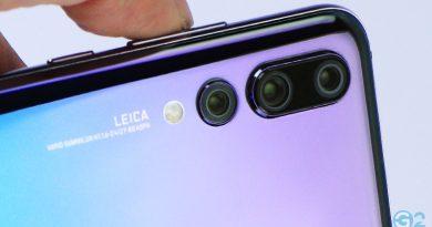 Huawei Triple-Kamera
