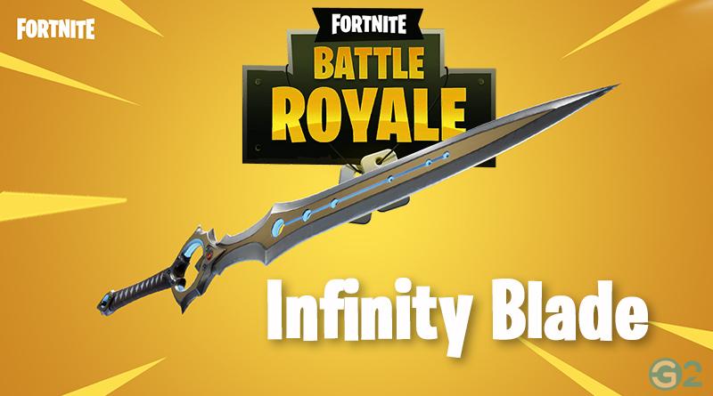 Infinity Blade von Fortnite