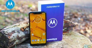 Motorola One Test