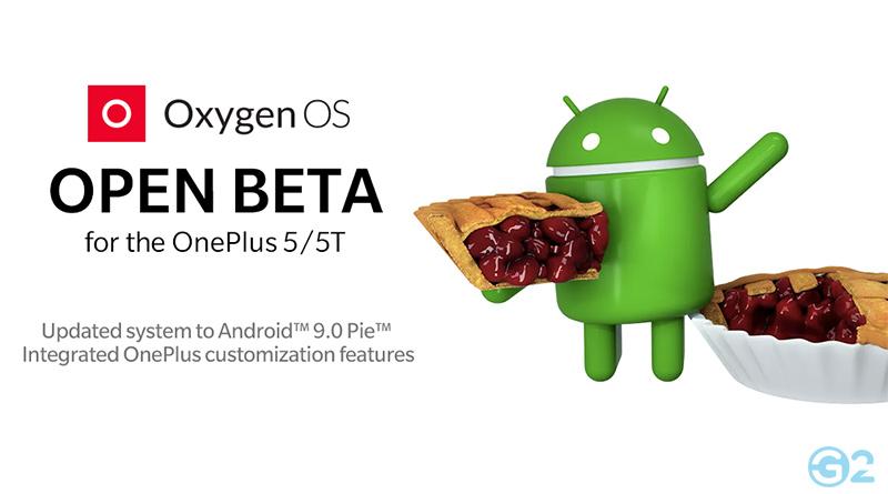 Android 9 Pie für OnePlus 5T