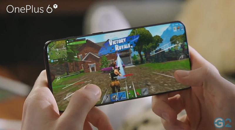 OnePlus 6T Fortnite-Fake