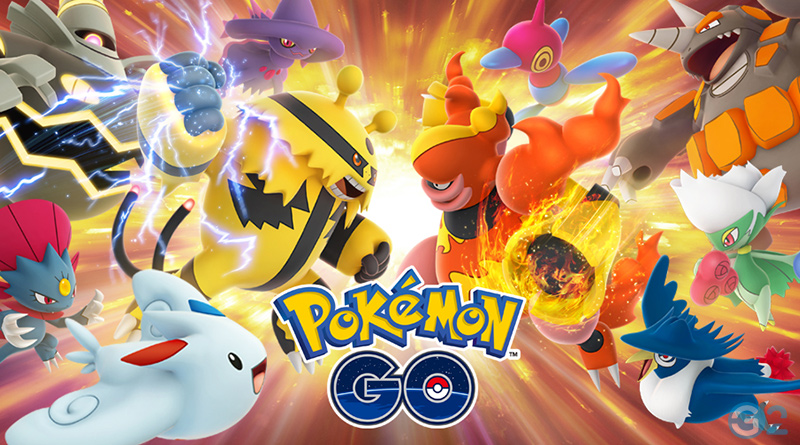Pokémon GO Trainerkämpfe