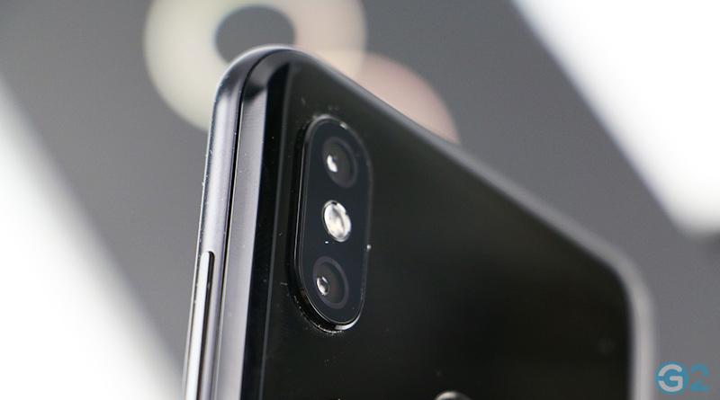 Xiaomi Mi 8 Kamera