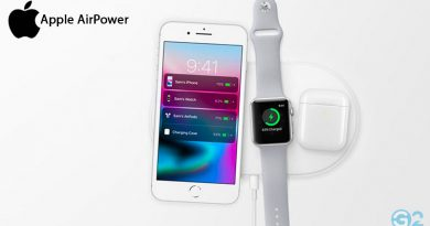 Apple AirPower Qi-Ladematte