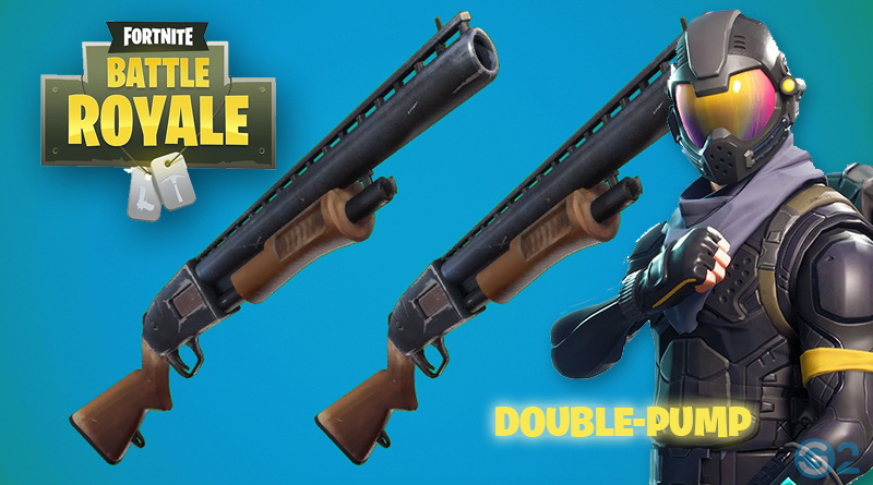 Fortnite Double Pump