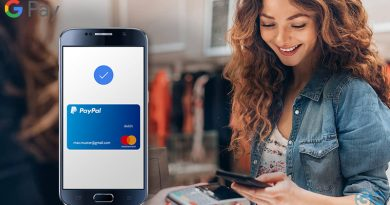 PayPal mit Google Pay