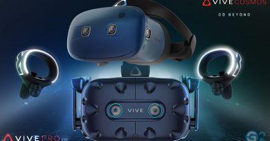 HTC Vive Cosmos und Pro Eye