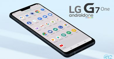 LG G7 One mit Android 9.0 Pie