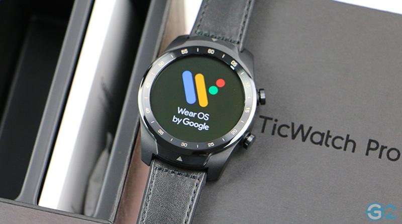 Mobvoi TicWatch Pro im Test