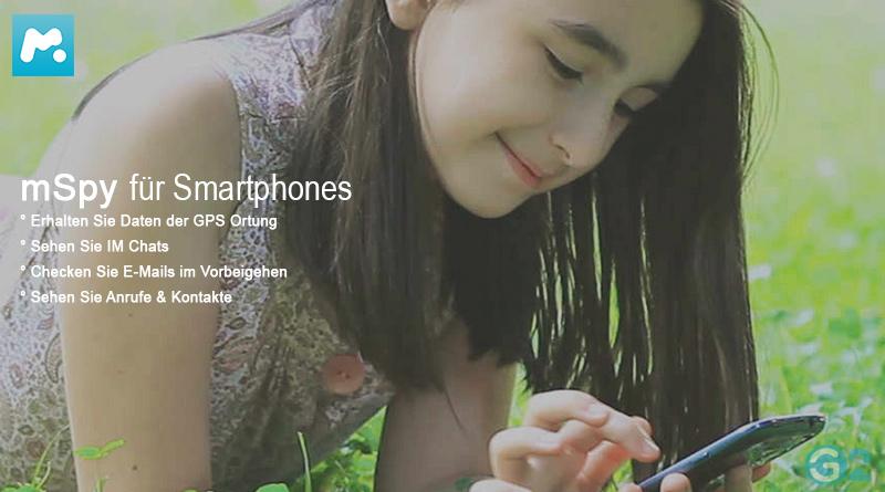 Smartphone orten mit mSpy