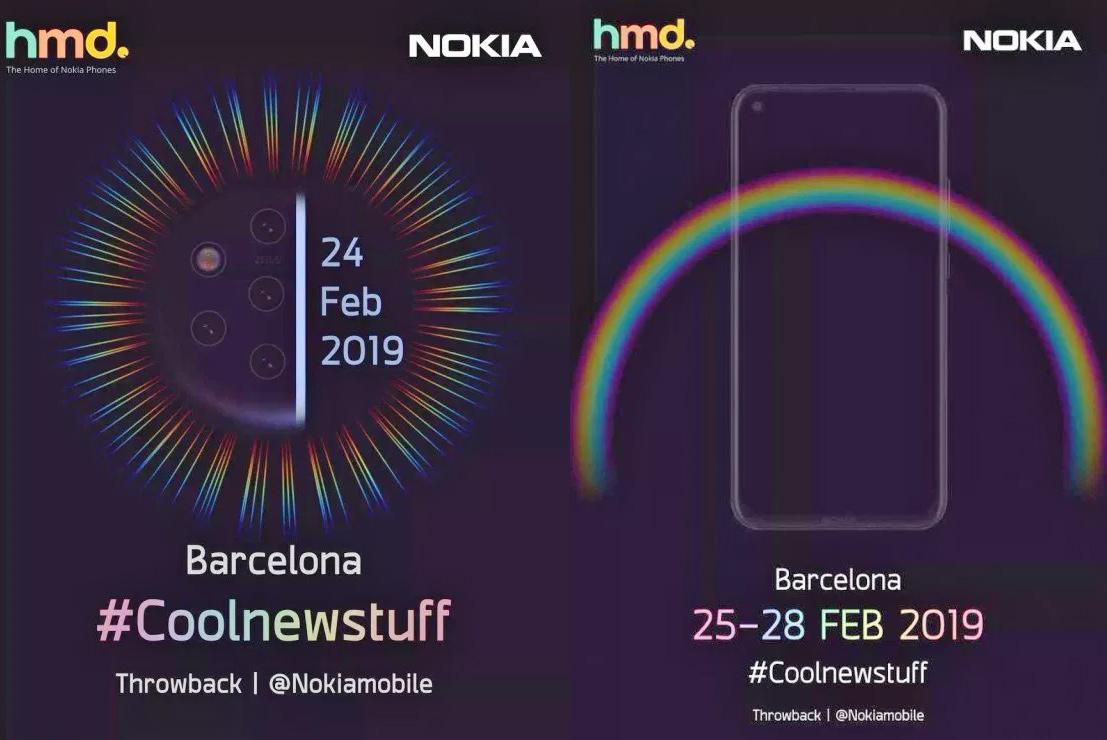 Nokia 9 PureView und Nokia 8.1 Plus