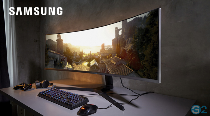 Samsung CRG9 Ultra-Wide-Monitor