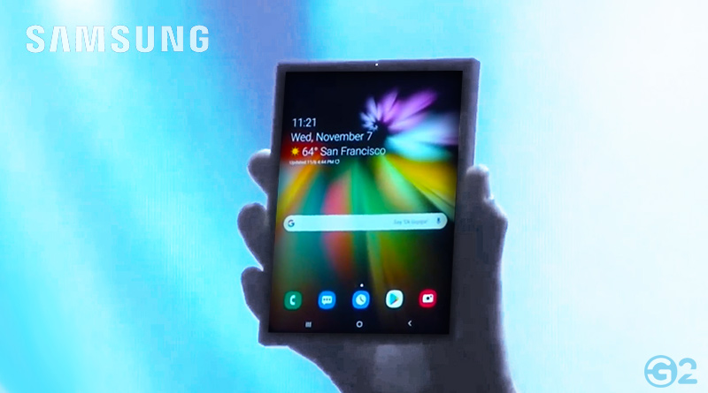 Samsung Galaxy Jubiläums-Smartphone