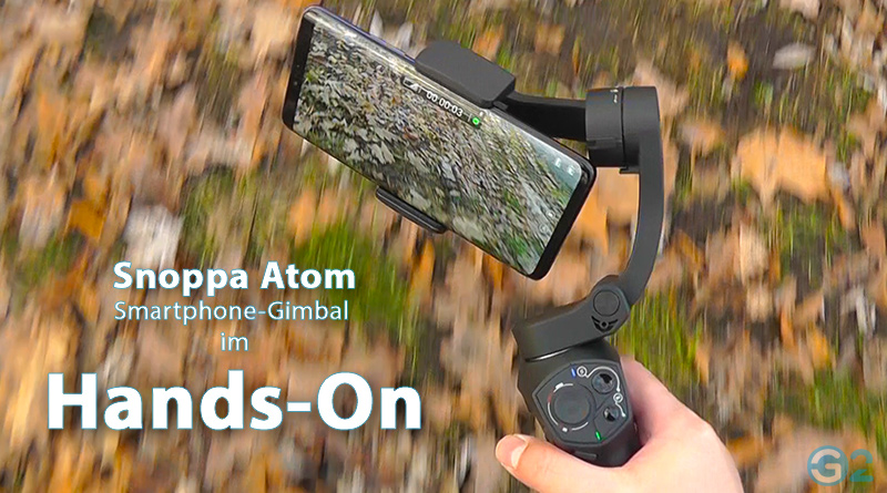 Snoppa Atom Gimbal