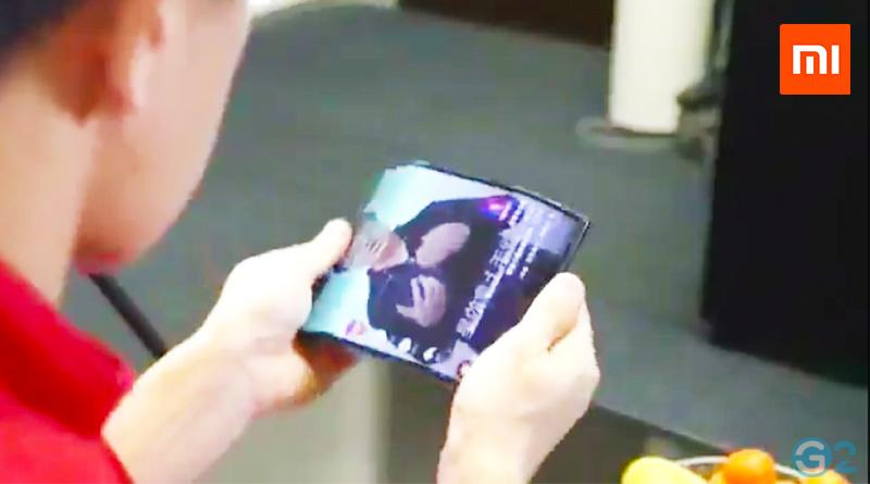 Faltbare Smartphone von Xiaomi