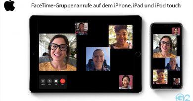 FaceTime-Sicherheitslücke