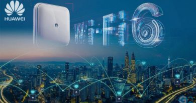 Huawei 5G-Netzausbau