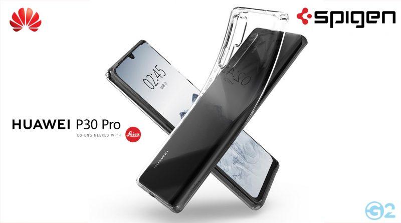 Huawei P30 Pro in Spigen Case