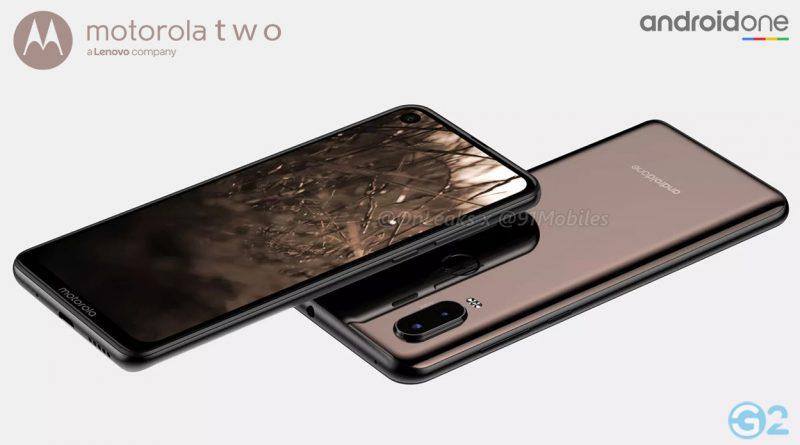 Motorola P40 aka Motorola Two