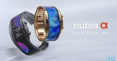 Nubia Alpha Smartwatch