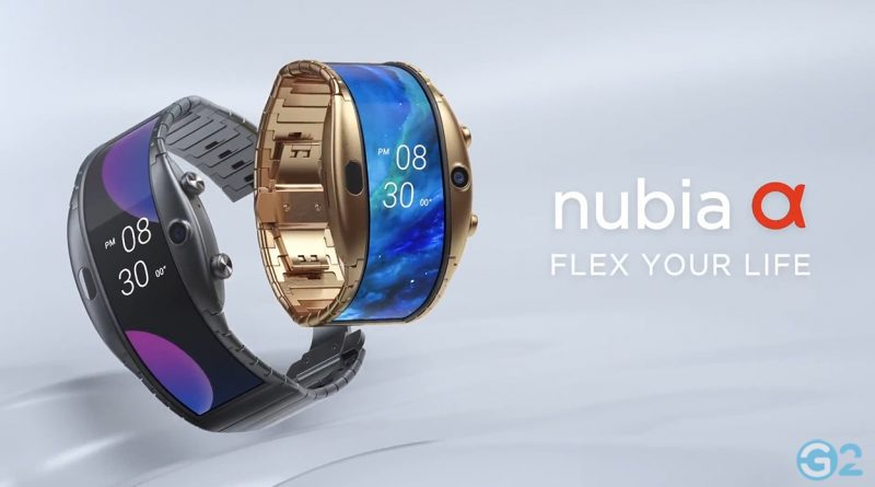 Nubia Alpha Smartwatch