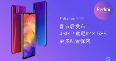 Redmi Note 7 Pro by Xiaomi