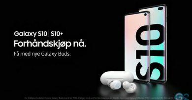 Samsung Galaxy S10 TV-Spot