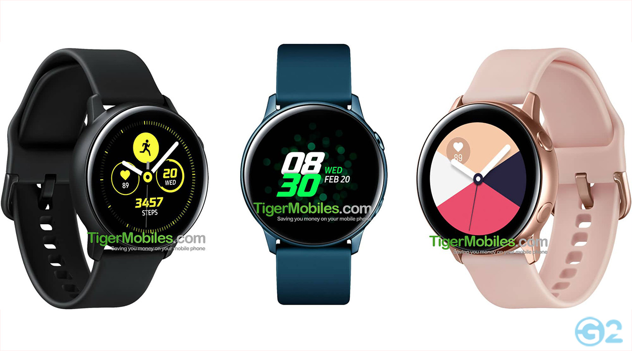 Samsung Galaxy Watch Activity