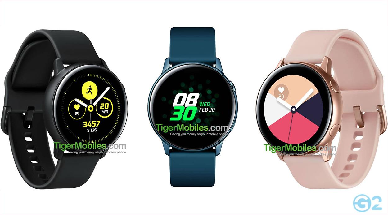 Samsung Galaxy Watch Activity