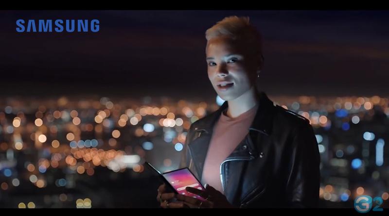 Samsung Jubiläums-Smartphone Galaxy F