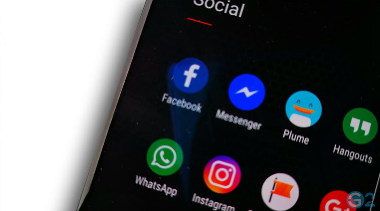 Verschlüsselung bei Social-Media-Anwendungen