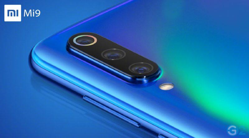 Xiaomi Mi 9 Triple-Kamera