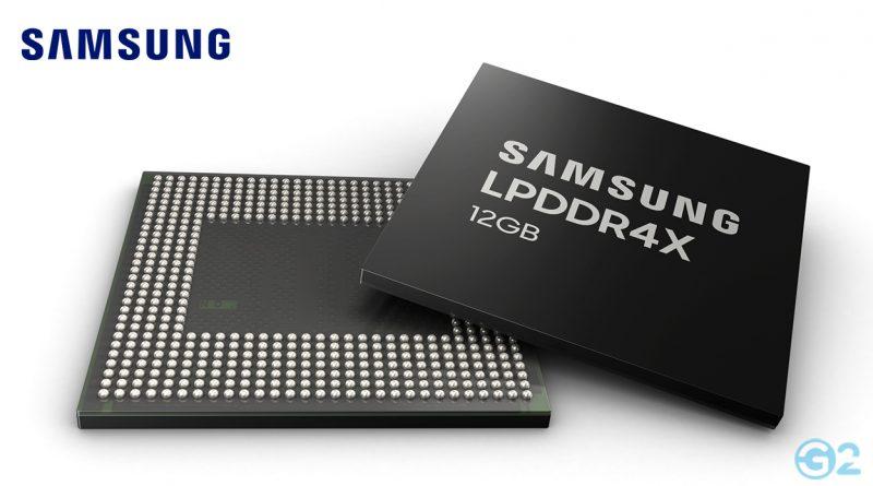 Samsung 12-GB-DRAM-Modul