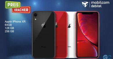Apple iPhone XR im Angebot