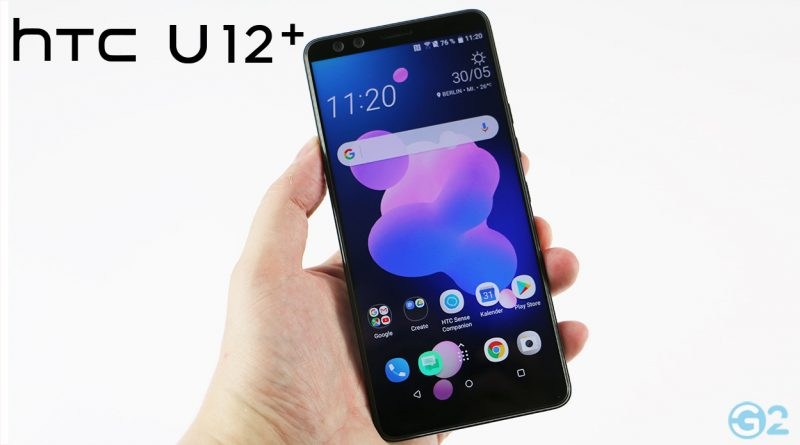 Android 9.0 Pie für das HTC U12+