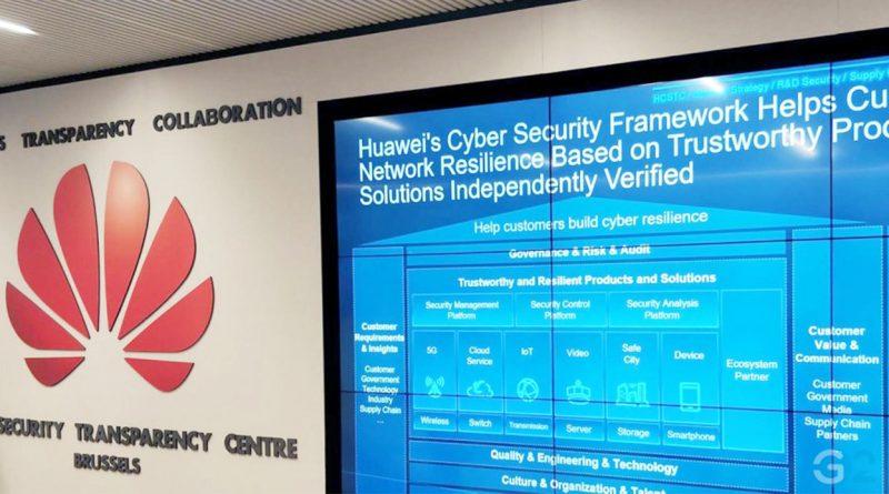 Huawei Cybersicherheits-Transparenzzentrum