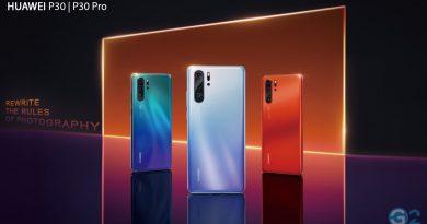Huawei P30-Serie im Livestream