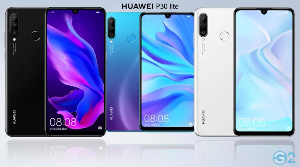 Huawei P30 Lite in 3 Farben