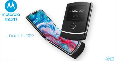 Moto RAZR 2019