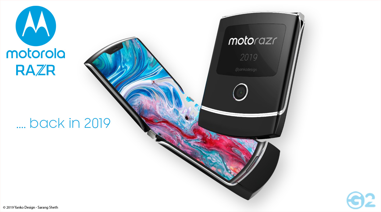 Moto RAZR 2019 (Konzept)
