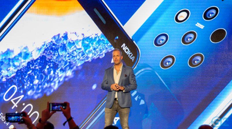 Nokia 9 PureView Präsentation