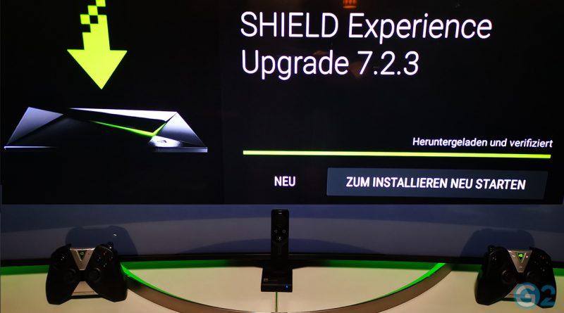 NVIDIA Shield TV Update