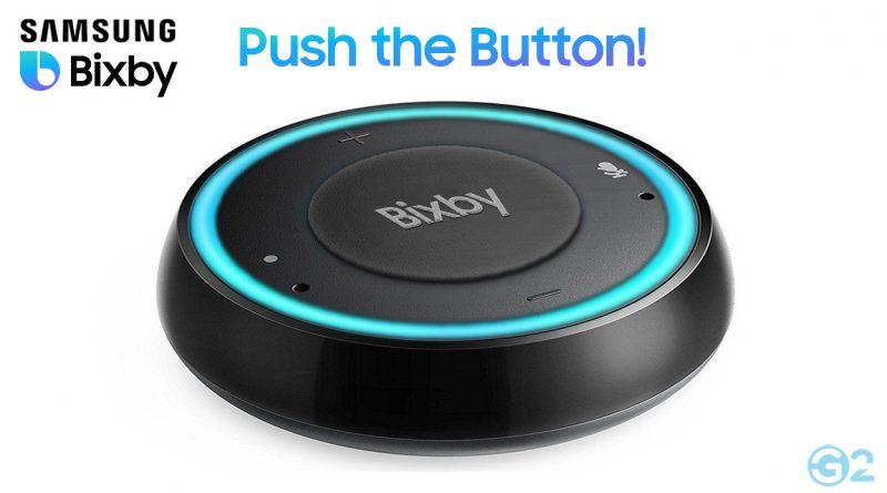 Samsung Bixby Button