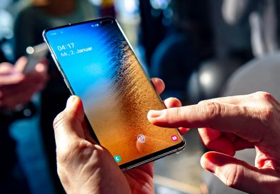Samsung Galaxy S10 Fingerprint-Sensor